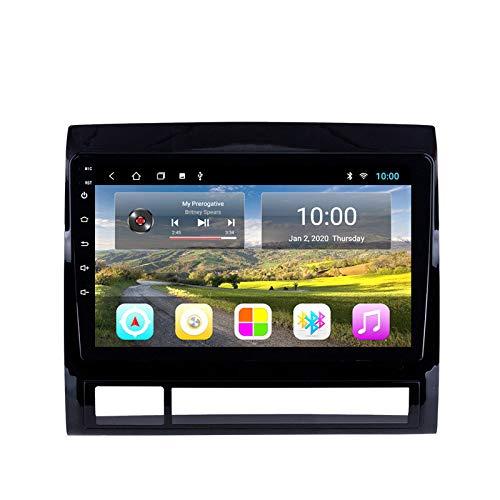 Android Car Stereo GPS Navigator Radio Head Unit para Toyota Tacoma 2005-2013 Soporte Mirror Link/SWC/Bluetooth/USB/WiFi/Dab/AUX
