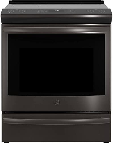 GE PHS930BLTS Electric Range with Smoothtop Cooktop product image