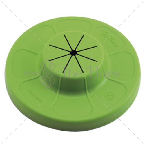 Deksel van rubber voor dranken MOJITO COVER -Muddle Cup Cover groen B007GL