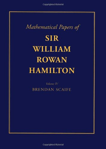 The Mathematical Papers of Sir W...