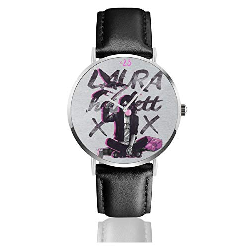 Reloj unisex de negocios casual Xmen X-23 Laura Howlett Signature Relojes de...