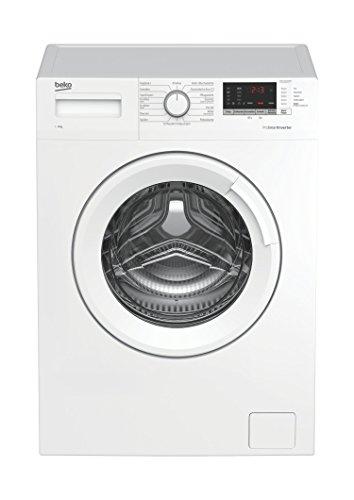 Beko WML 61633 NPS Waschmaschine Frontlader/A+++/1600 UpM/kg/liter/jahr/Restzeitanzeige/Kindersicherung