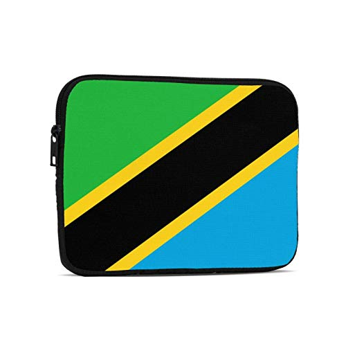 Flag of Tanzania Tablet Bag Fashion Laptop Bag Tablet Sleeve Case for Ipad 7.9 Inch,