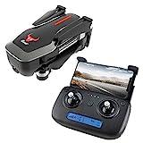Faironly drone quadricoptère RC ZLRC Beast SG906 GPS 5G WiFi FPV avec caméra 4K ultra claire sans balais, pliable Black 3 Battery