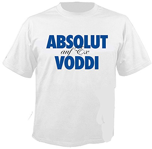 257ers - Voddi auf Ex - T-Shirt Größe XXL
