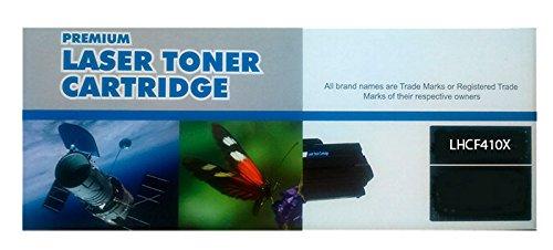 Toner NEGRO compatible HP CF410X Alta Capacidad para HP Color LaserJet Pro M452dn M452nw M452dw MFPM477fdw/M477fnw