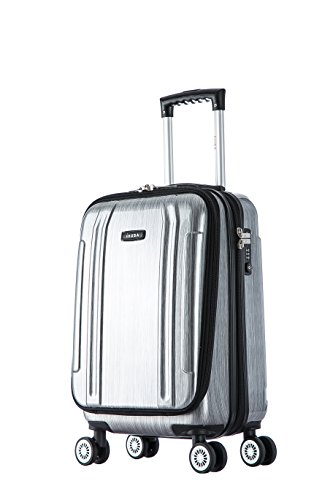 Inusa Southworld Luggage Lightweight Hardside Spinner 19 Inch Carry-On