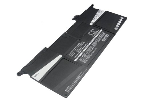 7.6V Battery Replacement for Applee MacBook Air Core i7 1.7 11' Mi MacBook Air 11' A1465 2013 MacBook Air 11.6' MD712LL/A MacBook Air Core i5 1.3 11' Mi A1495 020-8084-A 5100mAh