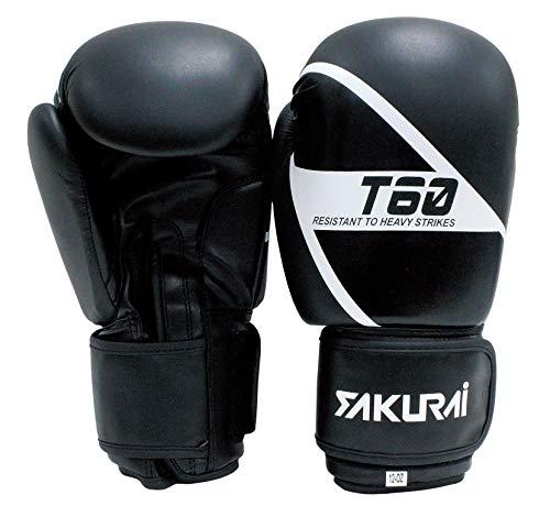 サクライ貿易(sakurai) PRO-WING(プロウイング) ボクシンググローブ PWF-136, ブラック