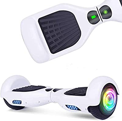 """SISIGAD 6.5"""" Two-Wheel Self Balancing Hoverboard - Classic Series (No Bluetooth)"""
