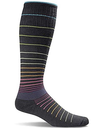 Women#039s Circulator Moderate Graduated Compression Socks Medium/Large