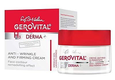 Gerovital H3 Derma+ Anti-Wrinkle and firming cream 50ml by