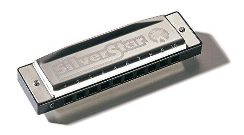 Hohner M50410X Silver Star A Mundharmonika