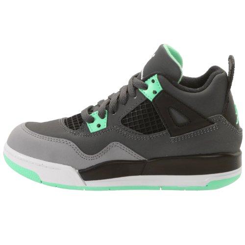 Nike Air Jordan 4 Retro Little Kids (PS) Boys Basketball Shoes 308499-105
