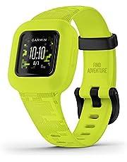 Garmin vívofit jr. 3 Smartwatch voor kinderen, leeftijd 6 +, 010-02441-00, Groen