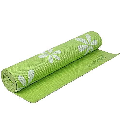 Strauss Yoga Mat, 6mm (Green)