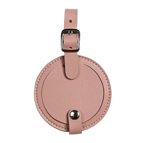 Minimalist Luggage Tag - Blush Pink
