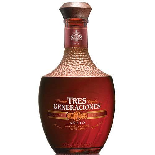 Tequila 3 Generaciones marca Tres Generaciones
