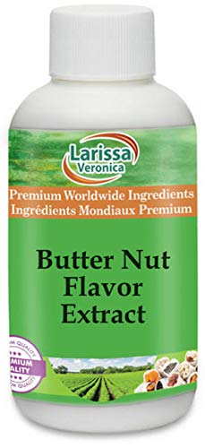 Butter Nut Flavor Extract (1 oz, ZIN: 528929)