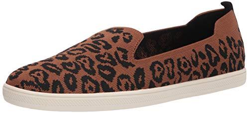 Vince Camuto Women s Cabreli Washable Flat Sneaker  Leopard  8