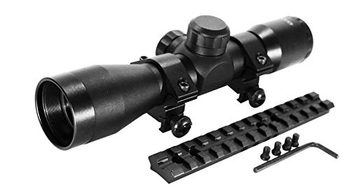 Best Buy! Trinity Scope and Mount for mossberg 590 12ga Pump Picatinny Weaver Base Mount Adapter Alu...