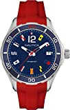 NAUTICA Analog Silver Dial Men's Watch-NAPNSI803