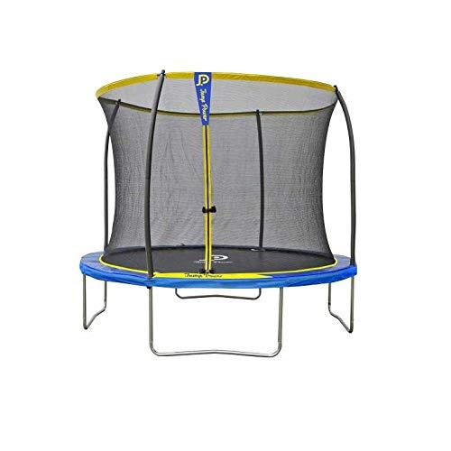 Trampolin Outdoor Jump Power, Kinder Gartentrampolin mit Sicherheitsnetz (305)