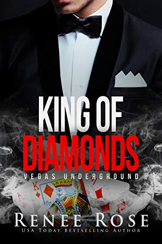 King of Diamonds: A Dark Mafia Romance (Vegas Underground Book 1) (English Edition)