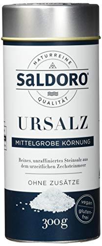 SALDORO Ursalz Mittelgrob, 6er Pack (6 x 300 g)