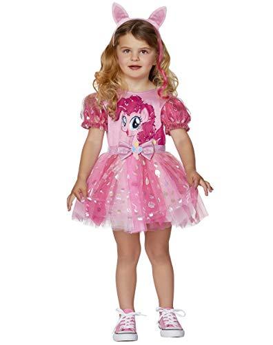 Spirit Halloween Toddler Pinkie Pie My Little Pony Costume