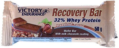 Victory Endurance - Recovery Bar 50 grs sabor avellana