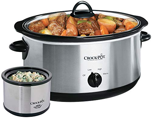 Crock-Pot 8 quart Manual Slow Co...