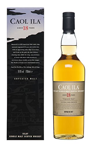 Caol Ila 18 Jahre Special Release 2017 Islay Single Malt Whisky (1 x 0.7 l)