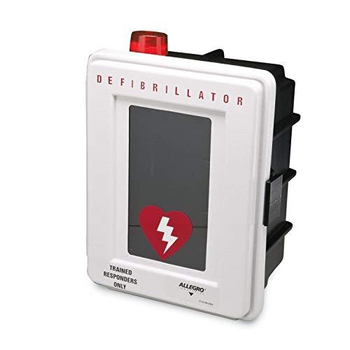 Allegro Industries 4400‐DA Plastic Wall Fort Worth Mall Defibrillator Limited price sale Case