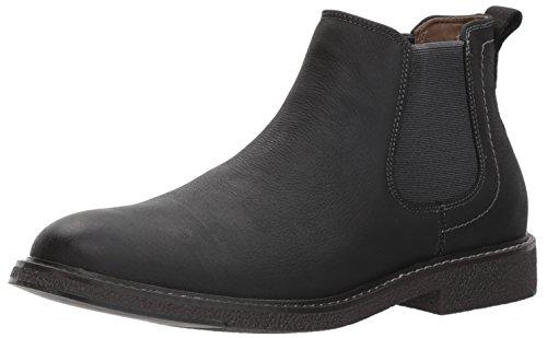Dockers Men's Stanwell Chelsea Boot, Dark Tan - 9 M US