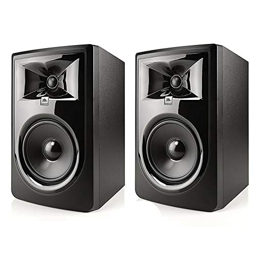"JBL Professional 308P MkII Next-Generation 8"" 2-Way Powered Studio Monitor (308PMKII) (Pair)"