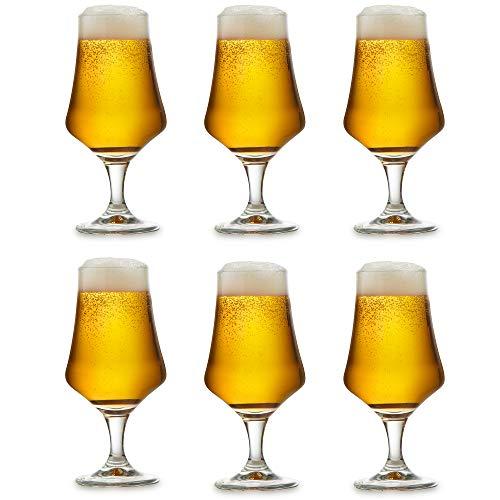 Libbey Copa de Cerveza Arôme - 37 cl / 370 ml -...