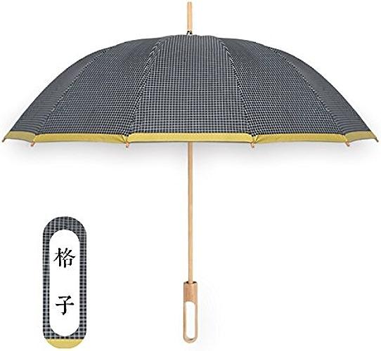 YFF@ILU Tige longue cadeau d'amoureux de Creative parapluie Parapluie bambou UV en édition limitée parapluie Parapluie bambou bambou hommeuelleHommest parapluie bambou