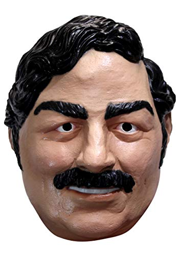 Ghoulish Productions Pablo Escobar Mask Standard