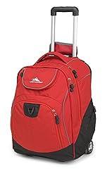 High Sierra Powerglide Wheeled Book Bag