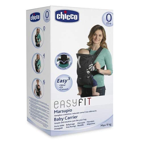 Chicco 00079154600000 Easy Fit Power Marsupio, Blu