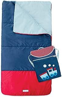 JJ Cole Sleeping Bag Backpack, Train
