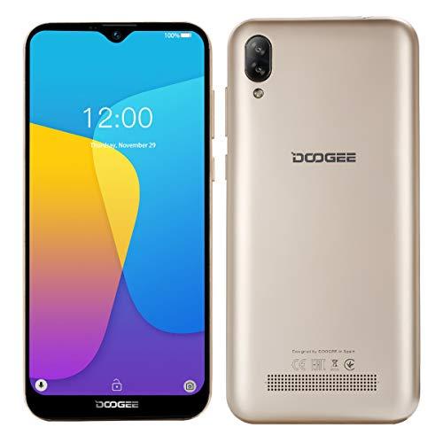 DOOGEE X90 – El mejor móvil chino barato
