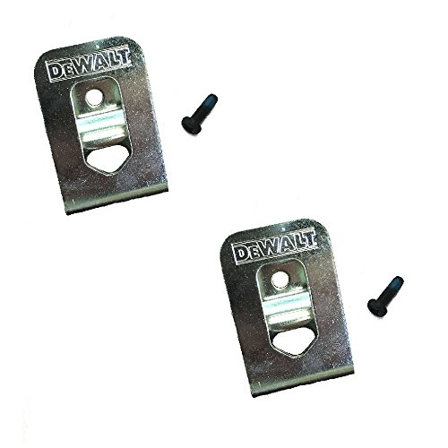 DeWALT N268241 Belt Hook Kit (2 Pack)
