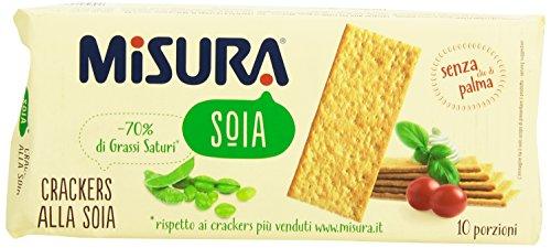 Misura Crackers Soia, 400g