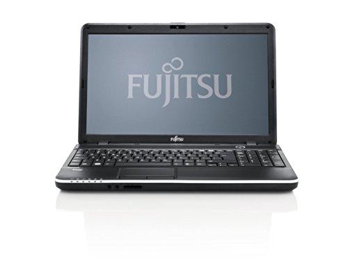 Fujitsu LIFEBOOK A512 NG 39,6 cm (15,6 Zoll) Laptop (Intel Pentium 2020M, 2,4GHz, 4GB RAM, 500GB HDD, DVD, ohne Betriebssystem) schwarz