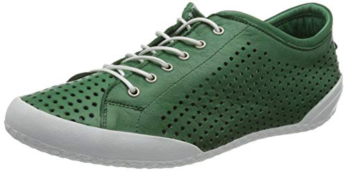 Andrea Conti 345767, Zapatillas Mujer, Grün, 38 EU