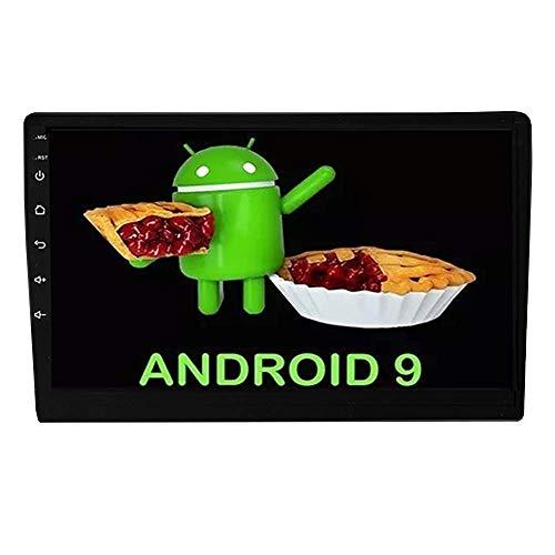 Central Multimídia Android 10 polegadas Voolt - Wi-Fi, Waze, Aplicativos On line, TV Digital, GPS, Bluetooth, USB, Rádio, Câmera De Ré, Espelhamento de celular