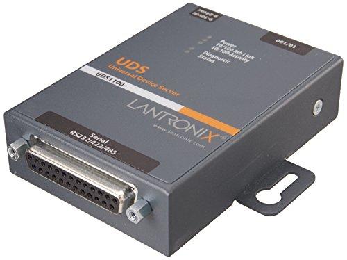 Lantronix UD1100002-01 External Device Server (1-Anschlüsse)
