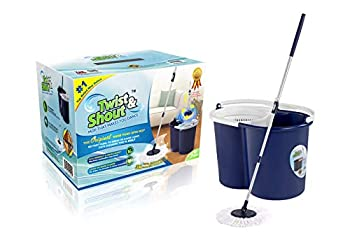 Twist And Shout Spin Mop Review